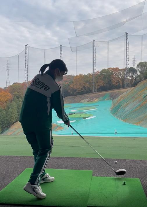 ゴルフ実習