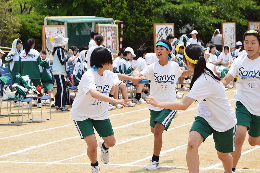 みさお祭(体育祭)